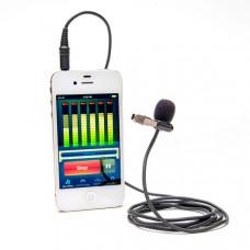 Петличный микрофон Azden для IOS и Android смартфонов EX-503i